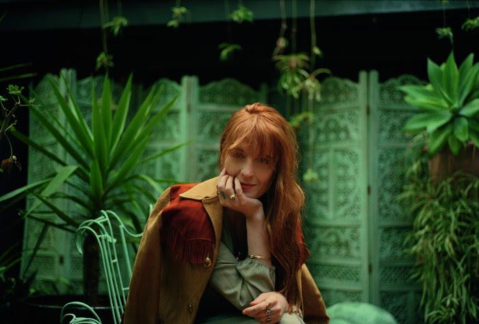 """Florence & the Machine, """"High As Hope"""" (źródło: materiały prasowe wydawcy)"""