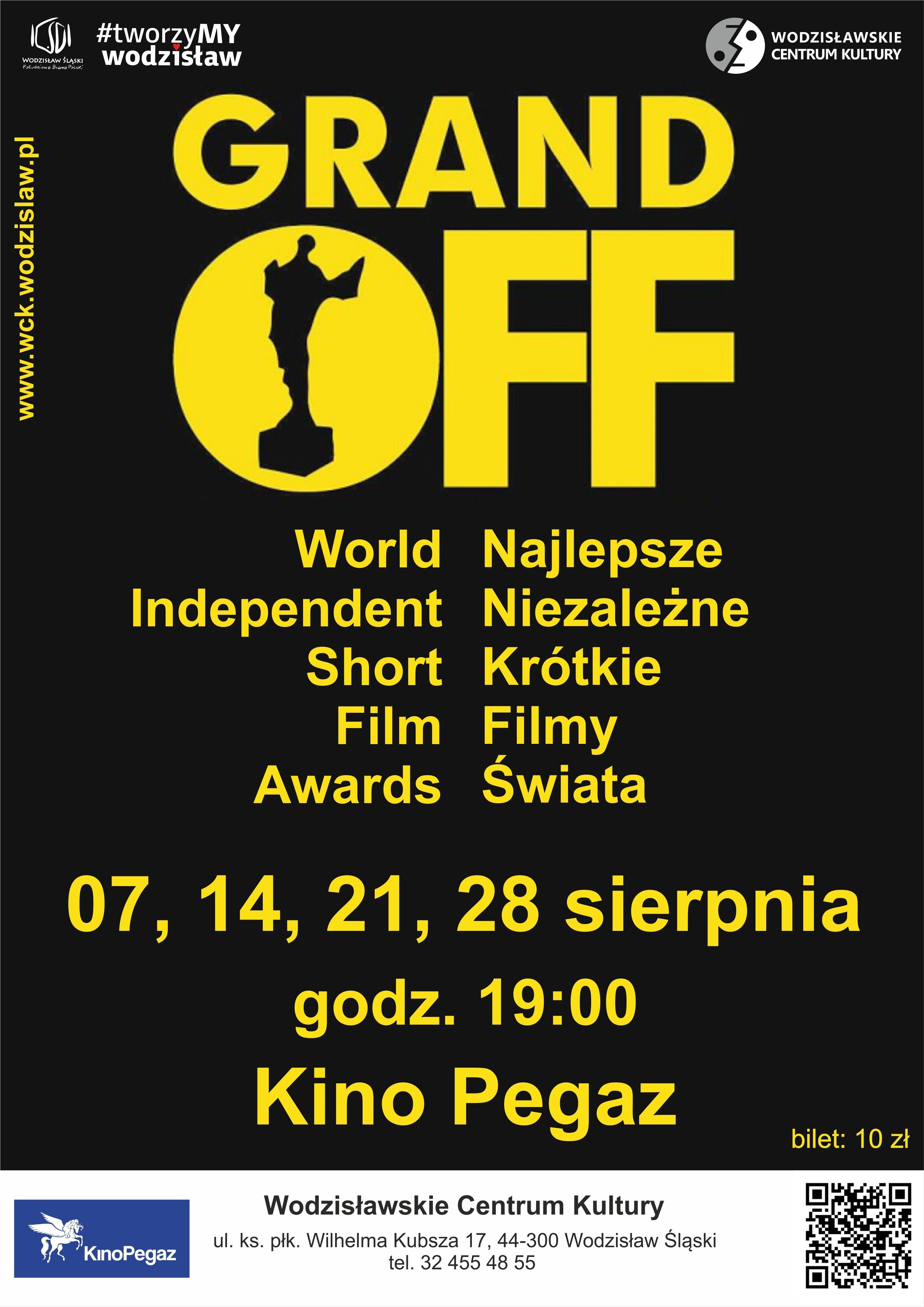 Grand OFF Festiwal (źródło: materiały prasowe organizatora)