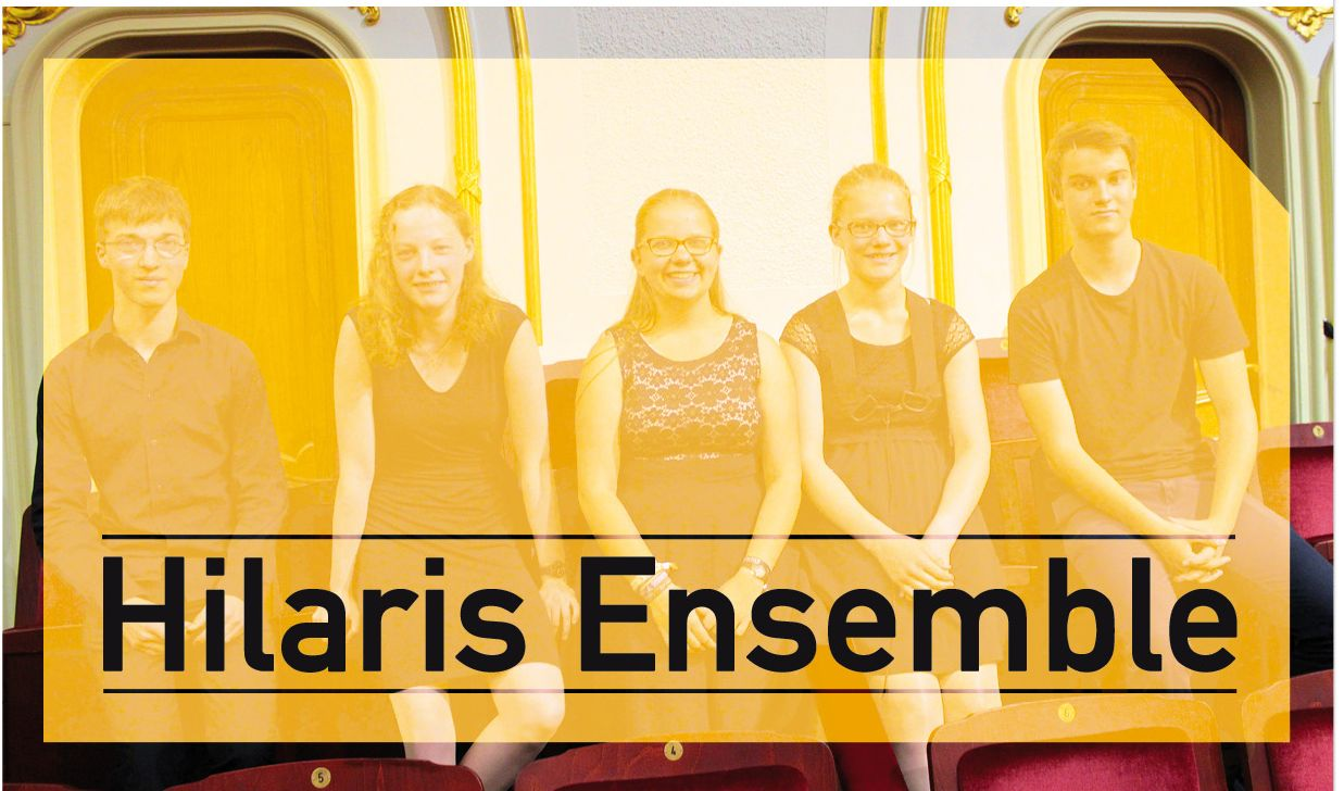 Hilaris Ensemble (źródło: materiały prasowe organizatora)