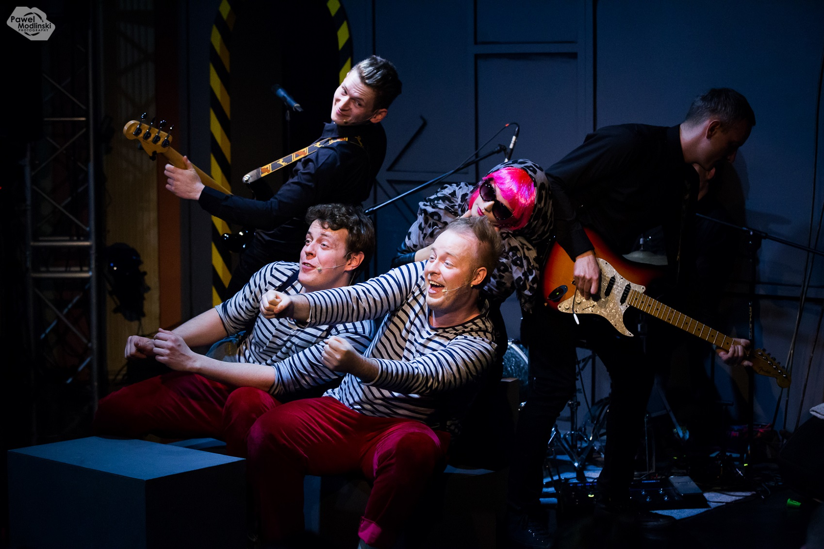 """""""Jacek i Placek na tropie księżyca"""", Teatr WARSawy (źródło: materiały prasowe organizatora)"""