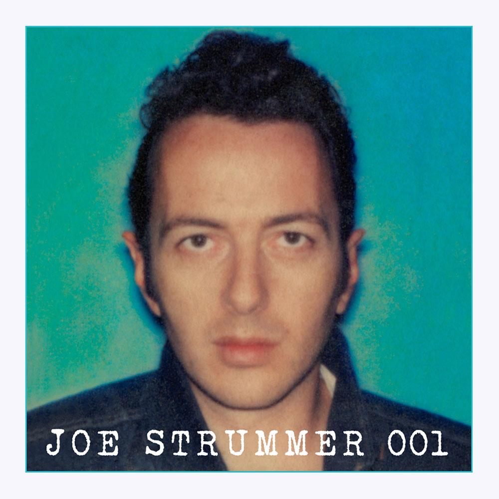 "Joe Strummer, ""Joe Strummer 001"" (źródło: materiały prasowe dystrybutora)"