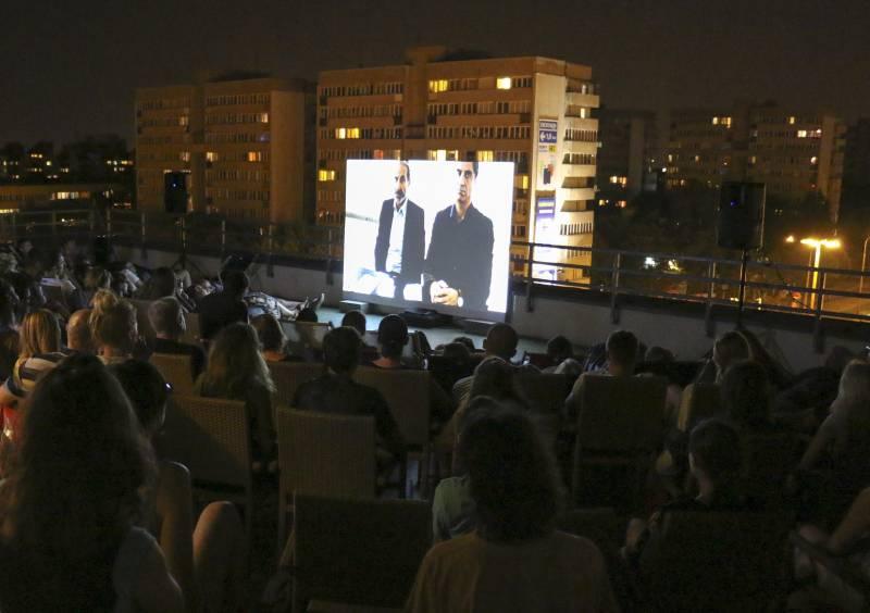 Kino na dachu, Muzeum Współczesne Wroclaw (źródło: materiały prasowe organizatora)