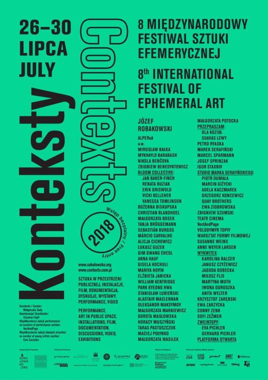 Festiwal Konteksty (źródło: materiały prasowe organizatora)