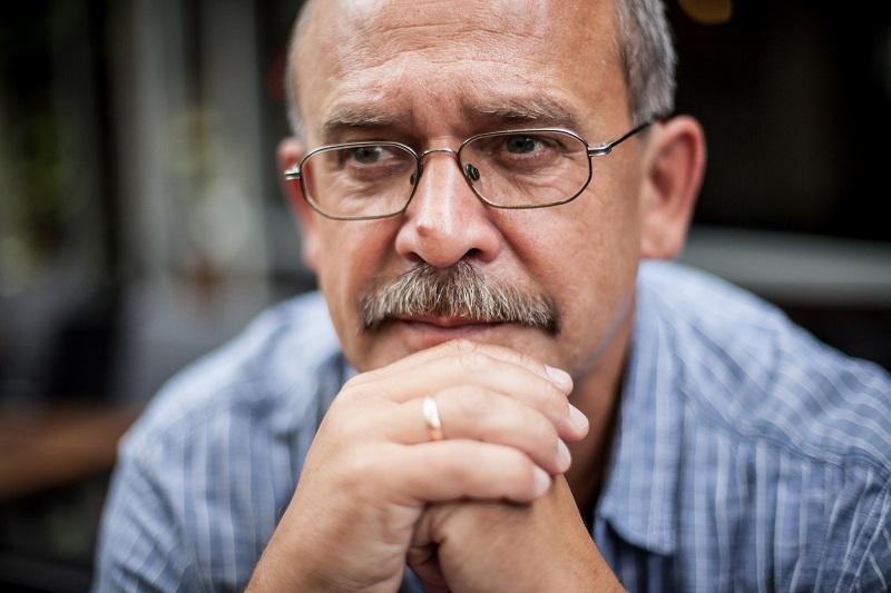 Wojciech Jagielski, fot. Adam Kozak (źródło: materiały prasowe organizatora)