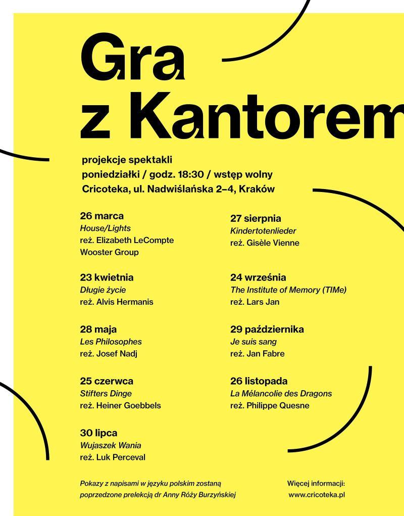 """Gra z Kantorem: Luk Perceval, """"Wujaszek Wania"""" (źródło: materiały prasowe organizatora)"""