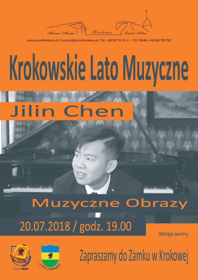 """Jilin Chen, """"Muzyczne Obrazy"""" (źródło: materiały prasowe organizatora)"""