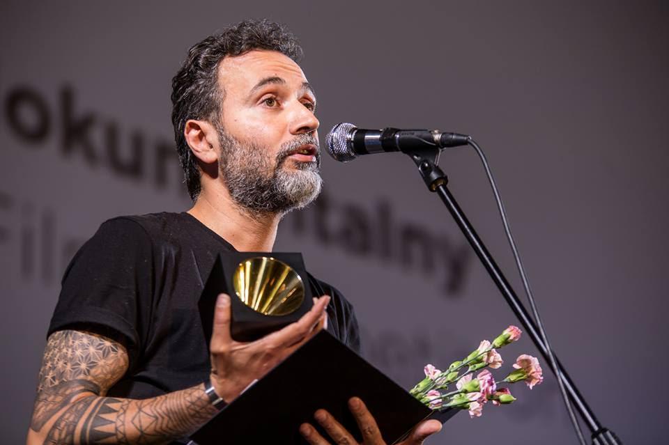 Talal Derki, laureat Złotego Rogu (źródło: materiały prasowe organizatora)