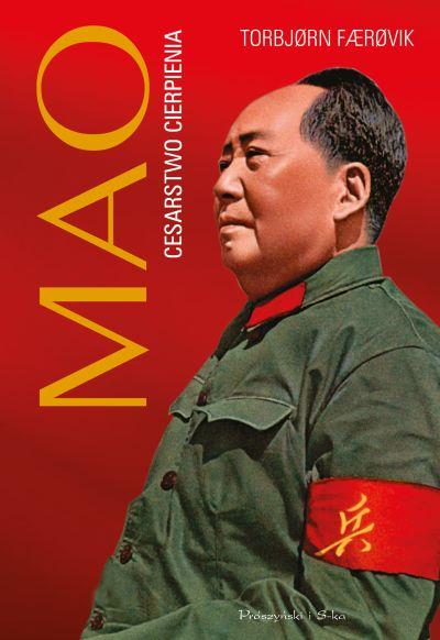 """Torbjørn Færøvik, """"Mao. Cesarstwo cierpienia"""" (źródło: materiały prasowe wydawnictwa)"""