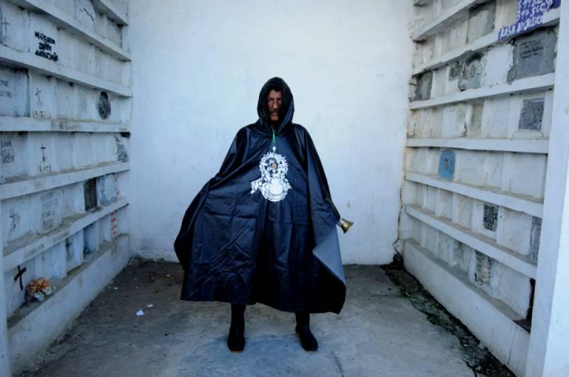 """Joana Toro, """"El animero (Łowca dusz)"""", 2010 (źródło: materiały prasowe organizatora)"""