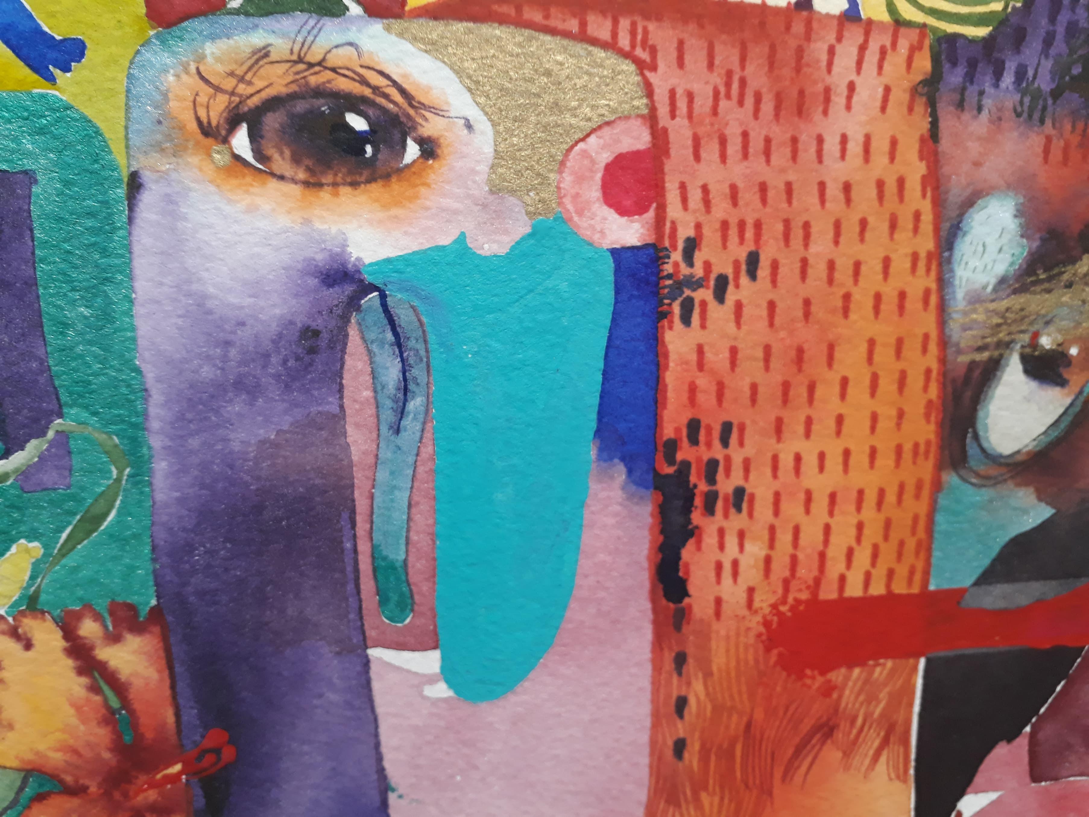 """""""Deficyt. Iryna Ozarynska"""" w Galerii Narodowego Centrum Kultury KORDEGARDA (źródło: materiały prasowe organizatora)"""
