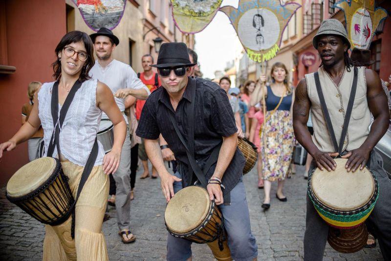 Międzynarodowy Festiwal Śladami Singera 2014, fot. Maciej Bielec, Lublin (źródło: materiały prasowe organizatora)