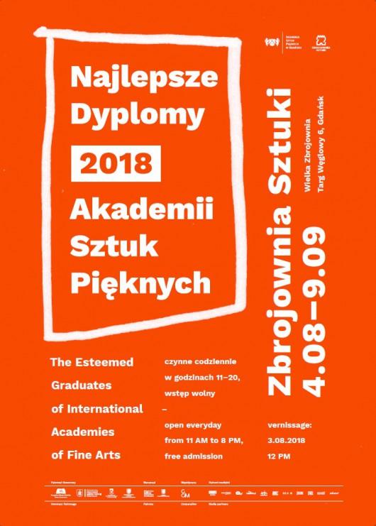 X Międzynarodowa Wystawa Najlepszych Dyplomów Akademii Sztuk Pięknych (źródło: materiały prasowe organizatora)