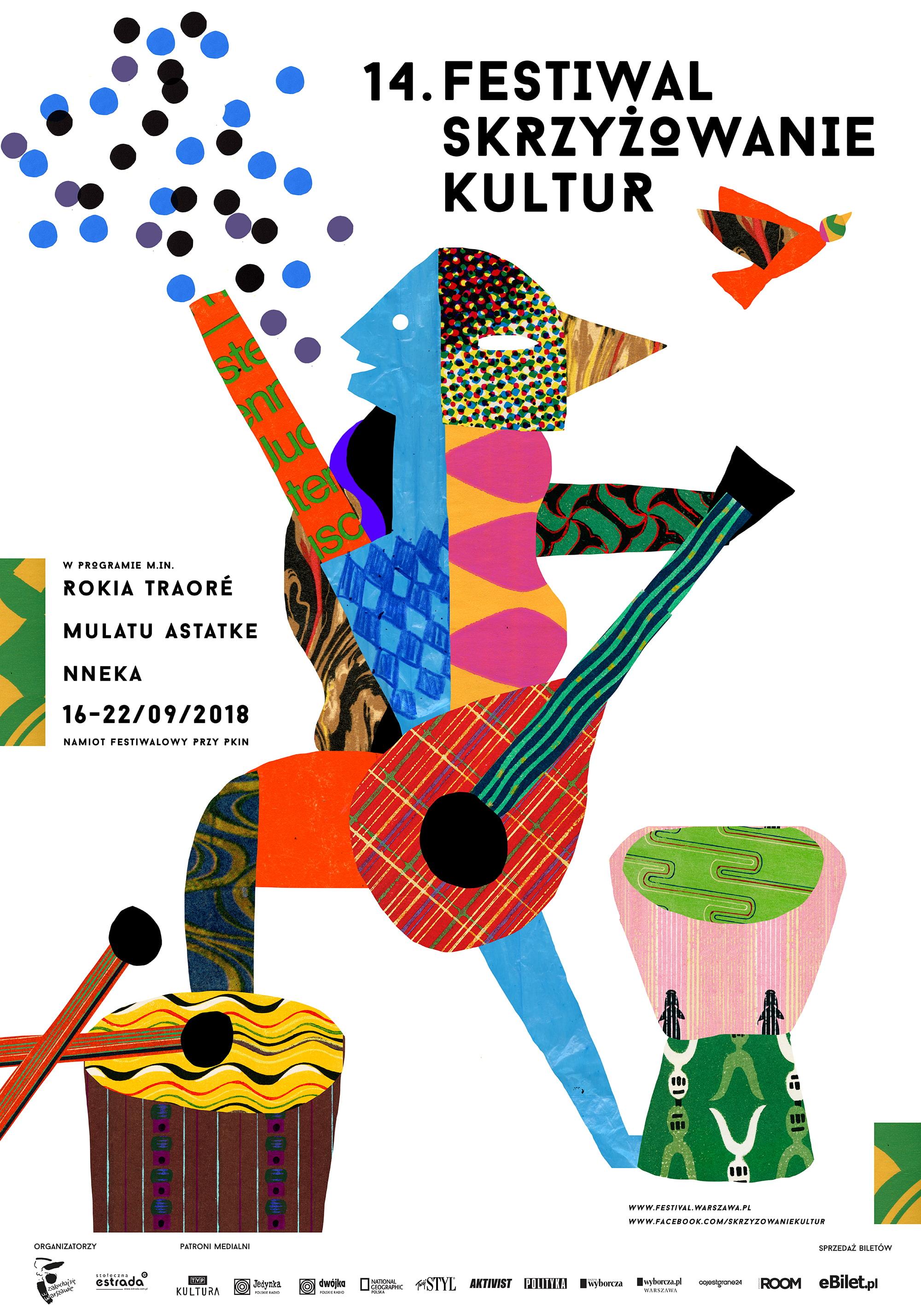 14. Festiwal Skrzyżowanie Kultur, 2018 (źródło: materiały prasowe organizatora)