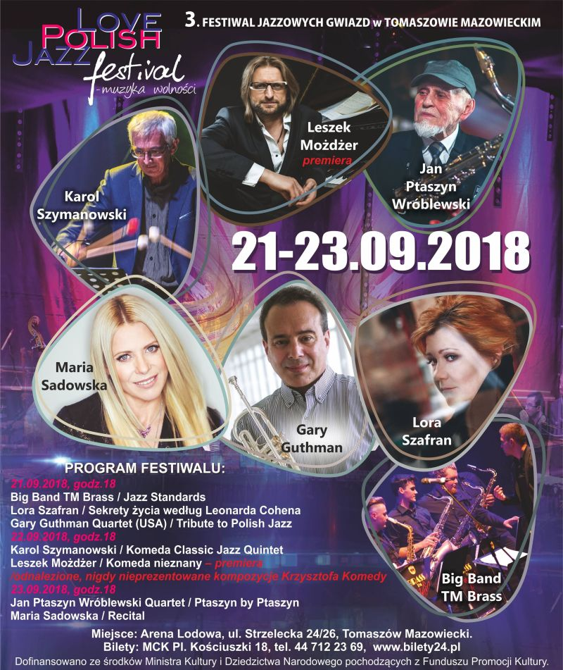 3. Love Polish Jazz Festival (źródło: materiały prasowe organizatora)