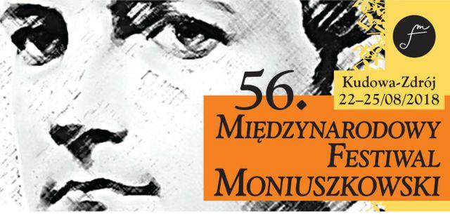 56. Międzynarodowy Festiwal Moniuszkowski (źródło: materiały prasowe organizatora)