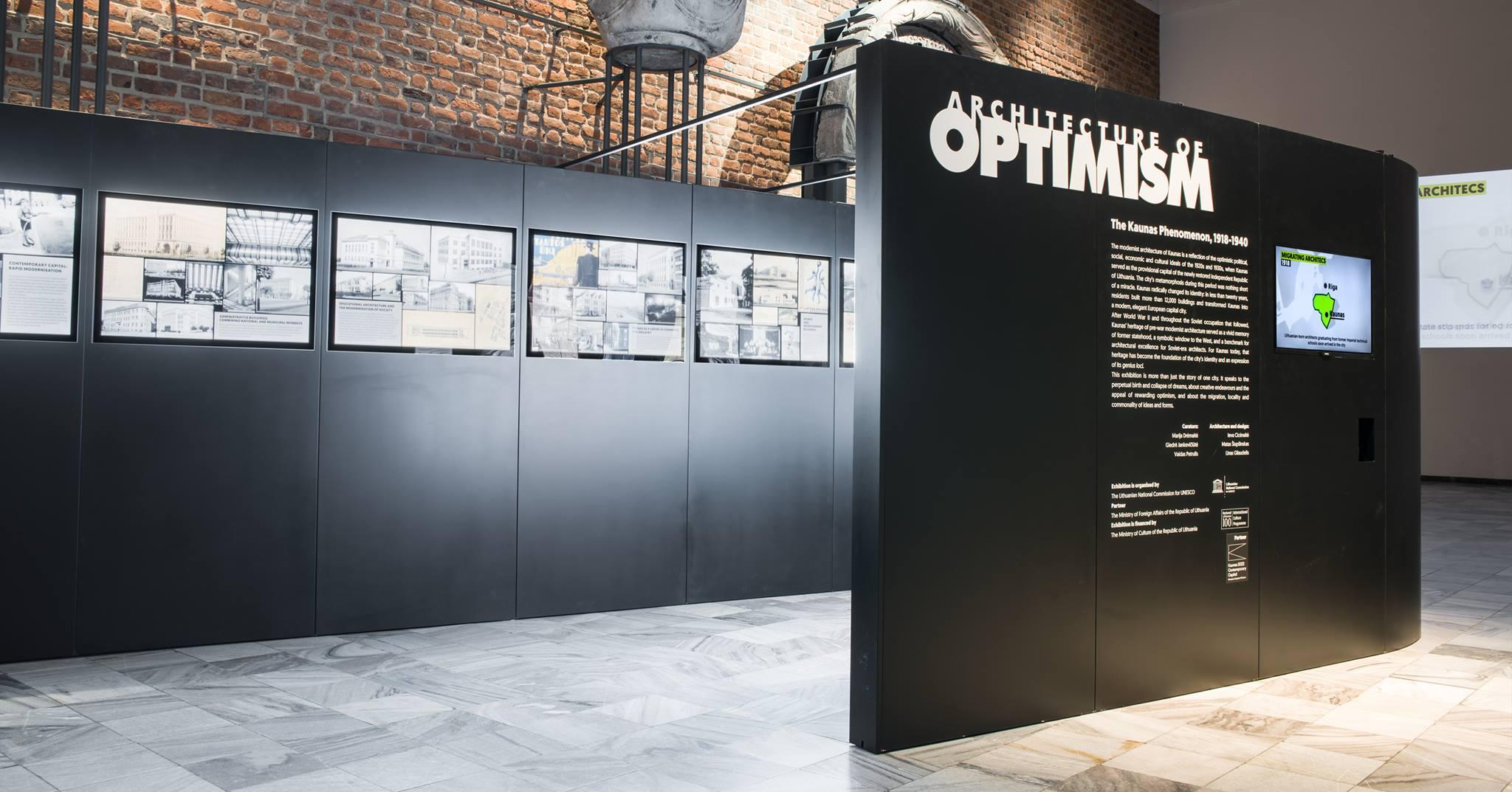 """""""Architektura optymizmu.Modernizm w Kownie"""", sympozjum naukowe (źródło: materiały prasowe organizatorów)"""
