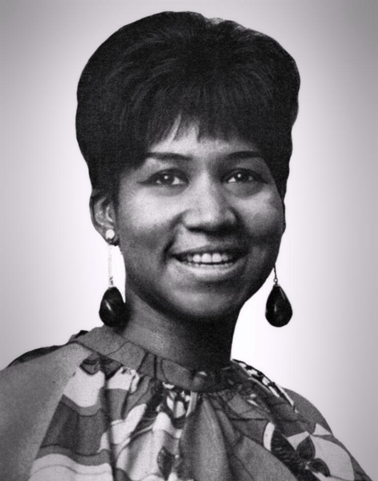 Aretha Franklin, 1942-1018 (źródło: Wikipedia)