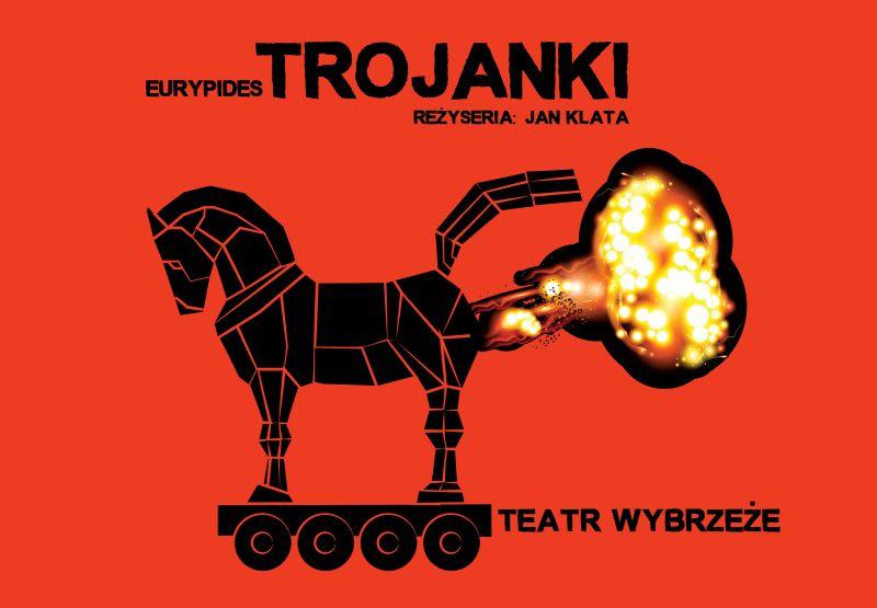 """Eurypides, """"Trojanki"""", reż. Jan Klata (źródło: materiały prasowe teatru)"""
