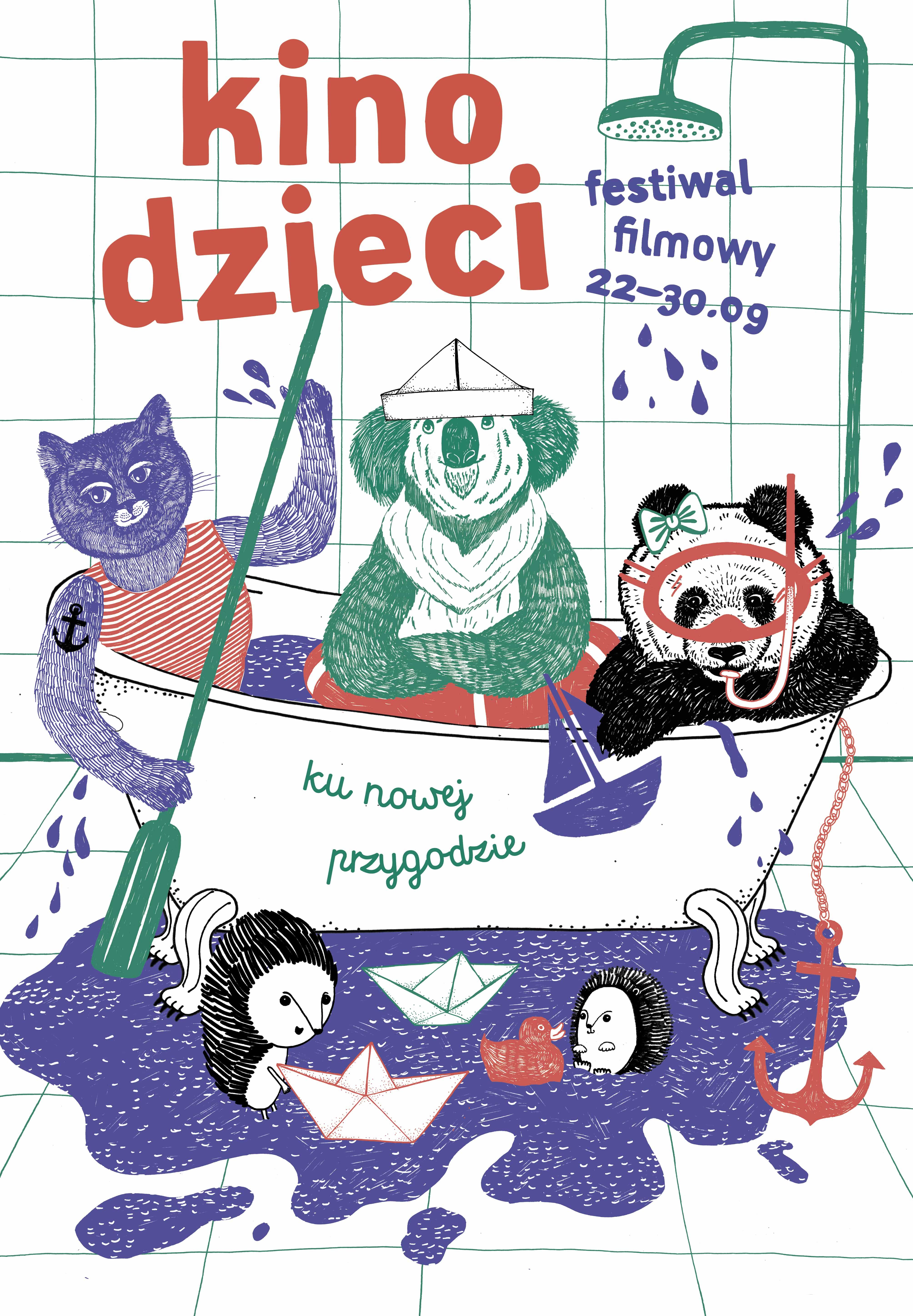 5. Festiwal Filmowy Kino Dzieci, 2018 (źródło: materiały prasowe organizatora)