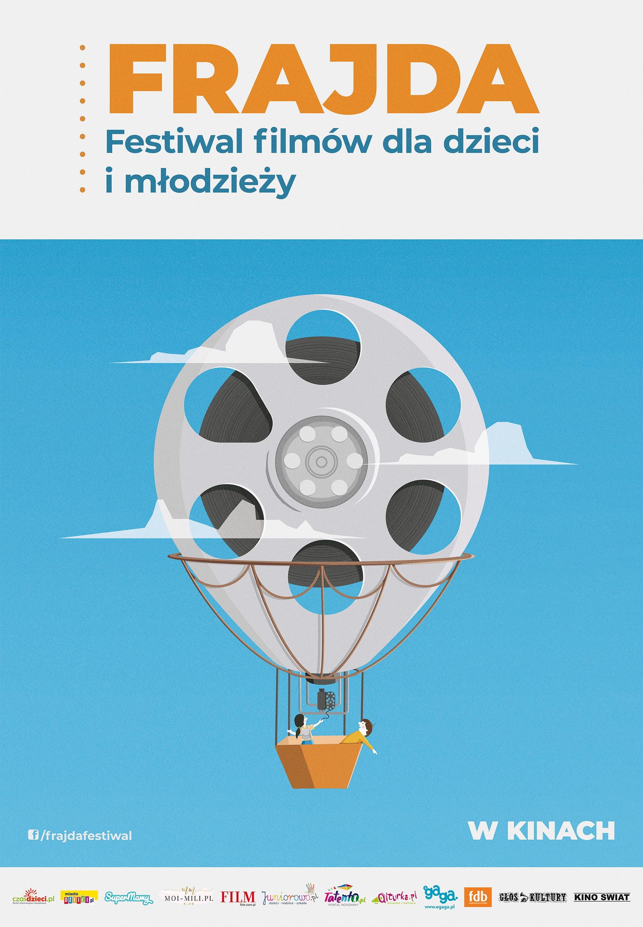 Festiwal Filmów dla Dzieci i Młodzieży FRAJDA, Kino Świat (źródło: materiały prasowe organizatora)