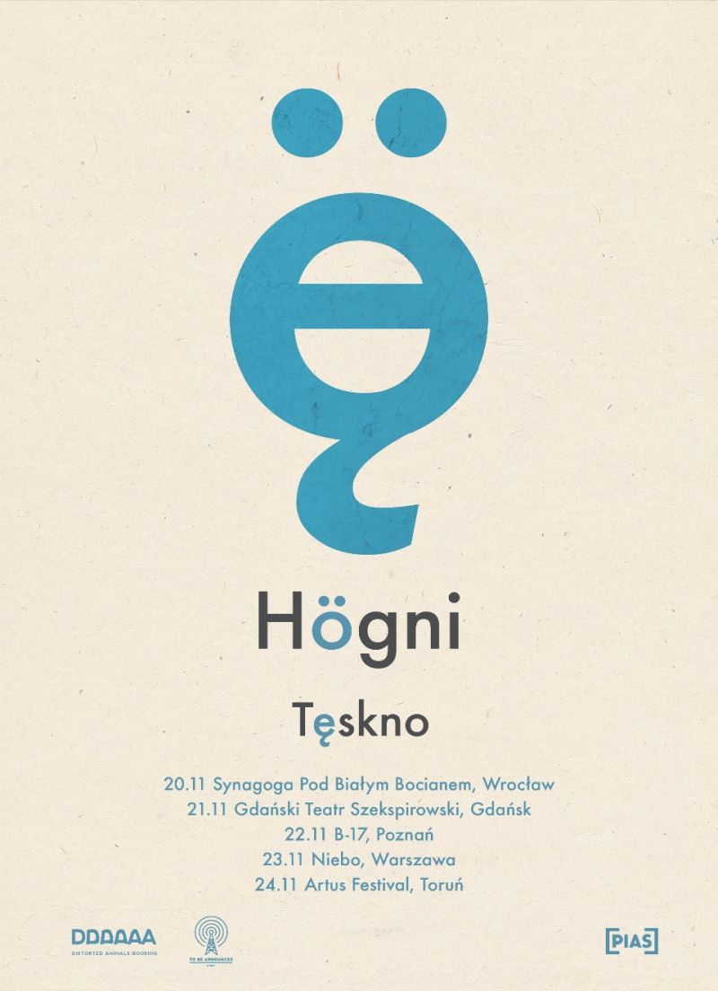 Högni i Tęskno w Polsce (źródło: materiały prasowe organizatora)