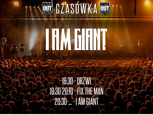 I Am Giant (źródło: materiały prasowe organizatora)