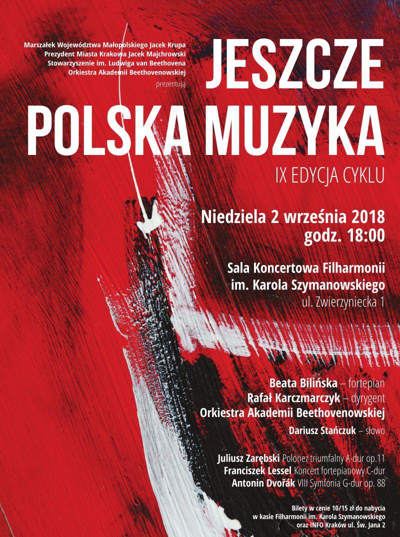 IX Jeszcze polska muzyka... (źródło: materiały prasowe organizatora)