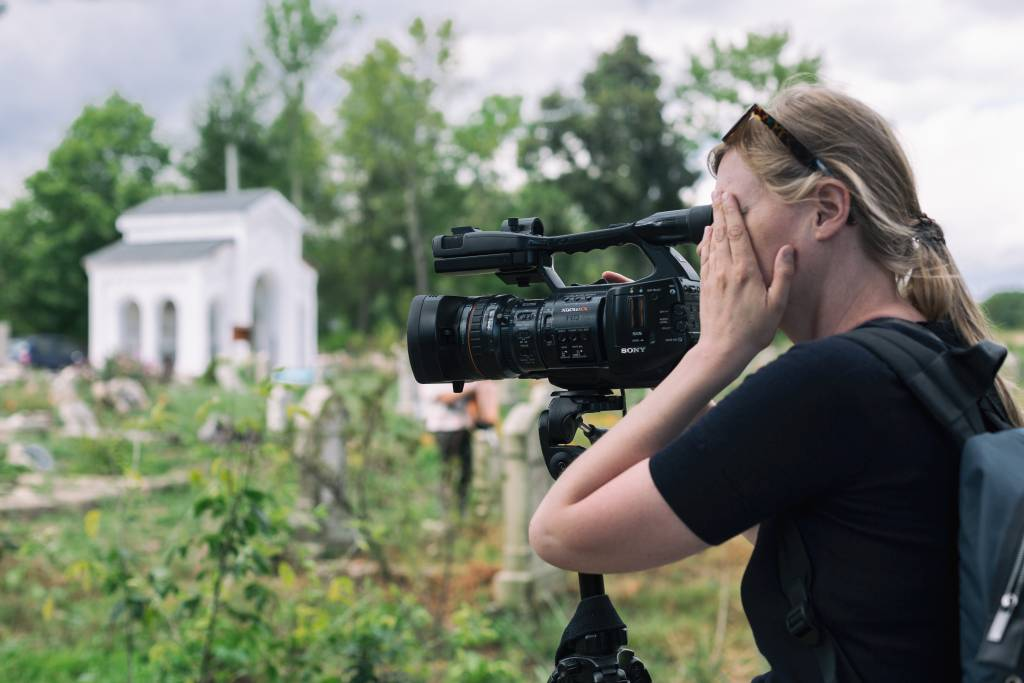 Judith Röder, fot. Alicja Kielan (źródło: materiały prasowe organizatora)