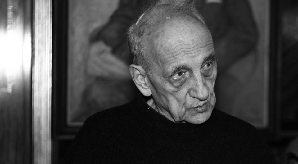 Kazimierz Karabasz (źródło: materiały prasowe Państwowej Wyższej Szkoły Filmowej, Telewizyjnej i Teatralnej im. Leona Schillera w Łodzi)