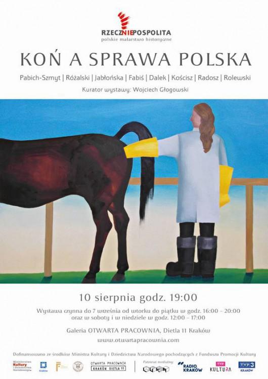 """""""Koń a sprawa polska"""" (źródło: materiały prasowe organizatora)"""
