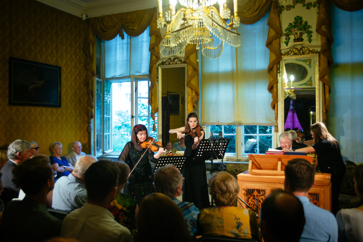 XIII Międzynarodowy Festiwal Mozartowski Mozartiana. Koncerty Kameralne: Kaja Danczowska, Maria Sławek (źródło: materiały prasowe organizatora)