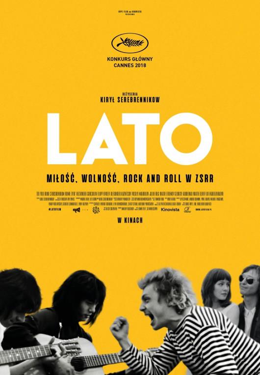 """""""Lato"""", reż. Kirył Serebrennikow, Gutek Film, 2018 (źródło: materiały prasowe dystrybutora)"""