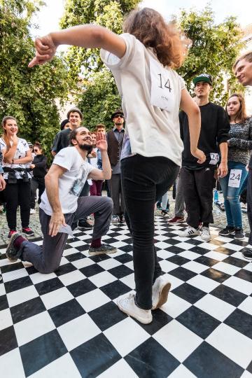 """""""Letni Konkurs Tańca"""", Centrum Kultury Lublin (źródło: materiały prasowe organizatora)"""