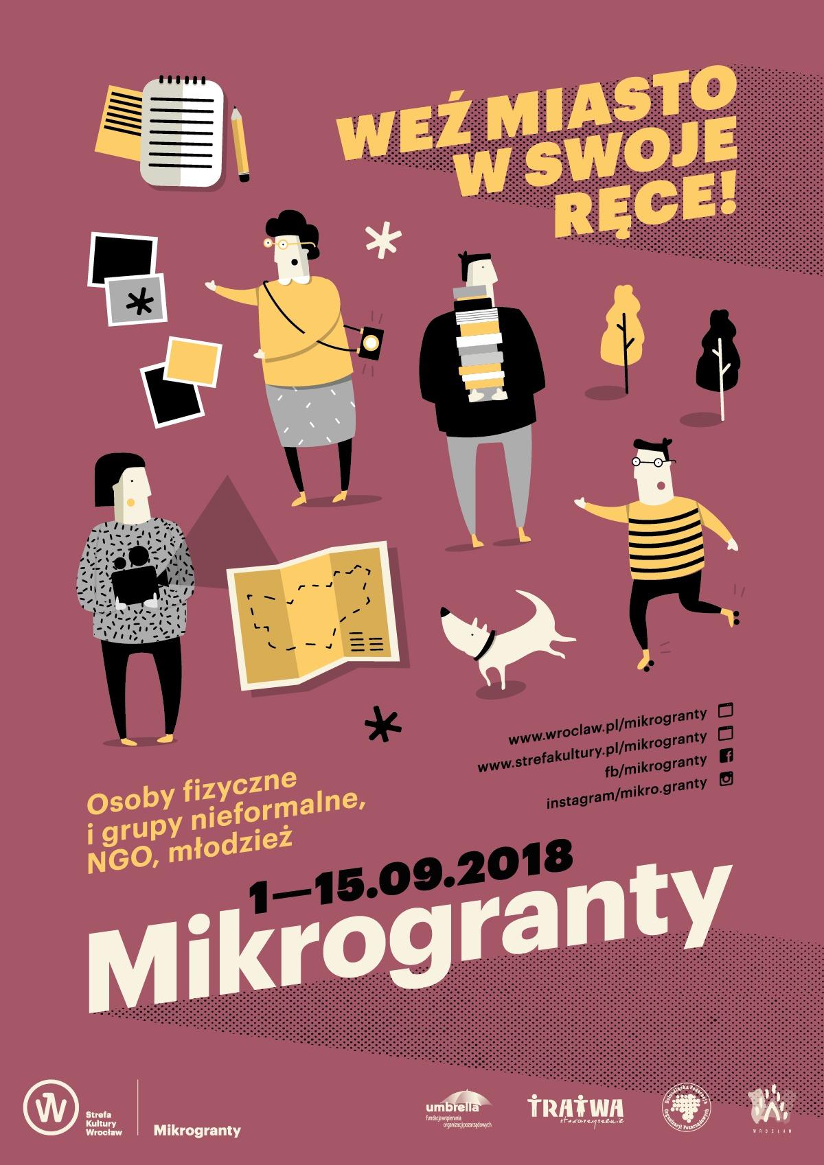 III nabór do Mikrograntów (źródło: materiały prasowe organizatora)