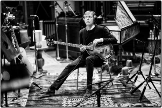"""Paul McCartney, """"Fuh You"""" (źródło: materiały prasowe wydawcy)"""