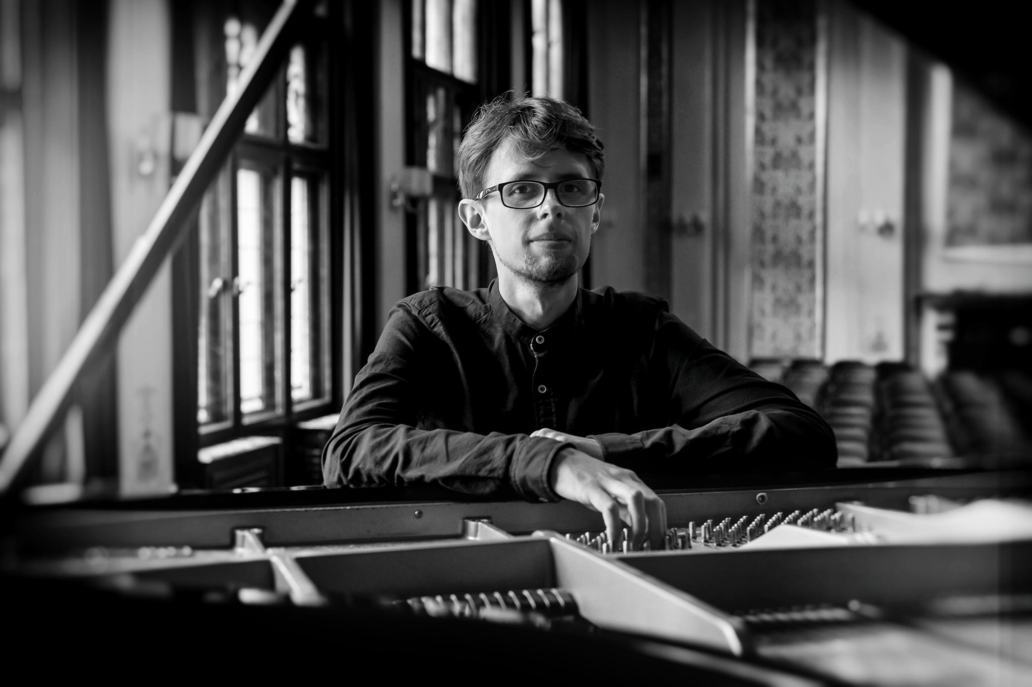 """Sebastian Zawadzki, """"Pracownia Muzyczna"""", fot. Alicja Trojnar (źródło: materiały prasowe organizatora)"""