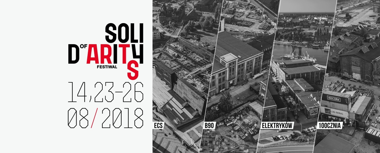 Festiwal Solidarity of Arts 2018 (źródło: materiały prasowe organizatora)