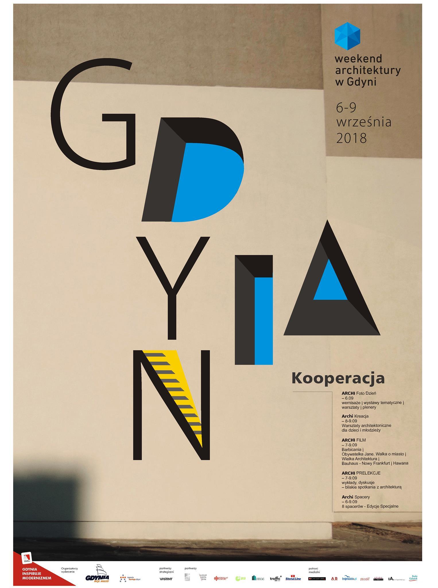 """""""Weekend z architekturą w Gdyni"""" (źródło: materiały prasowe organizatorów)"""
