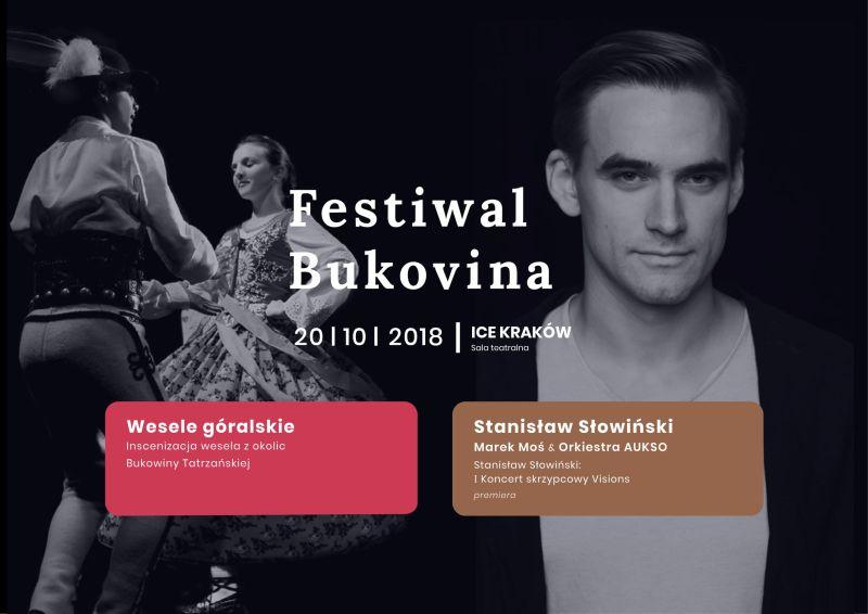 1. Festiwal Bukovina (źródło: materiały prasowe)