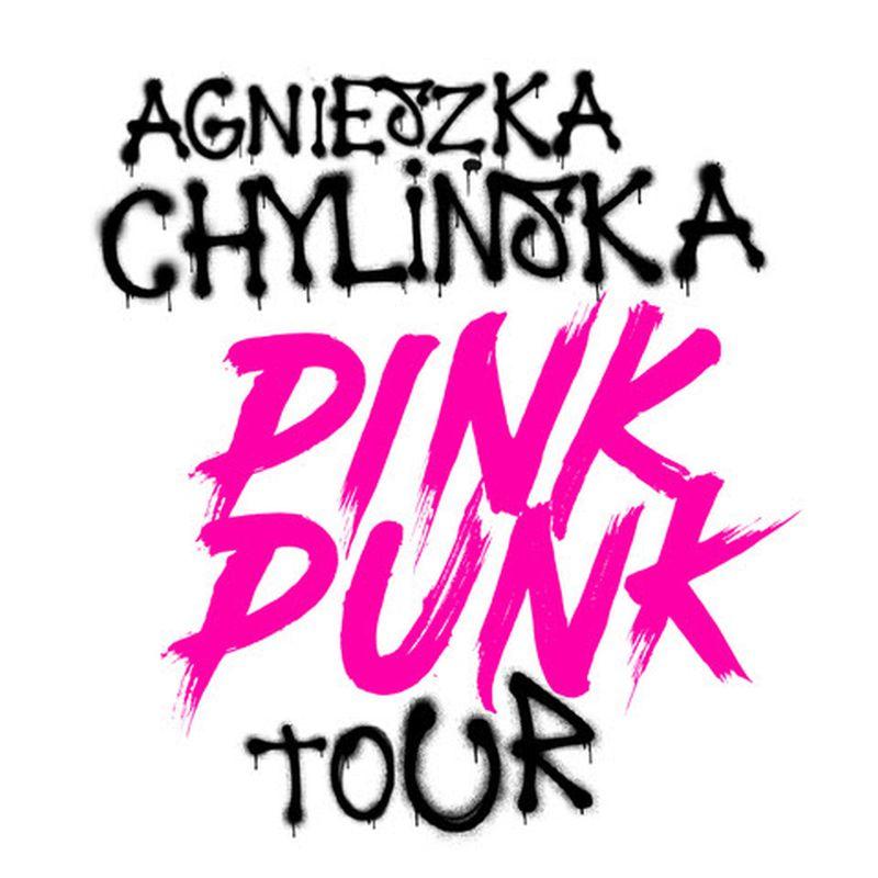 """Agnieszka Chylińska, """"Pink Punk"""" (źródło: materiały prasowe wydawcy)"""