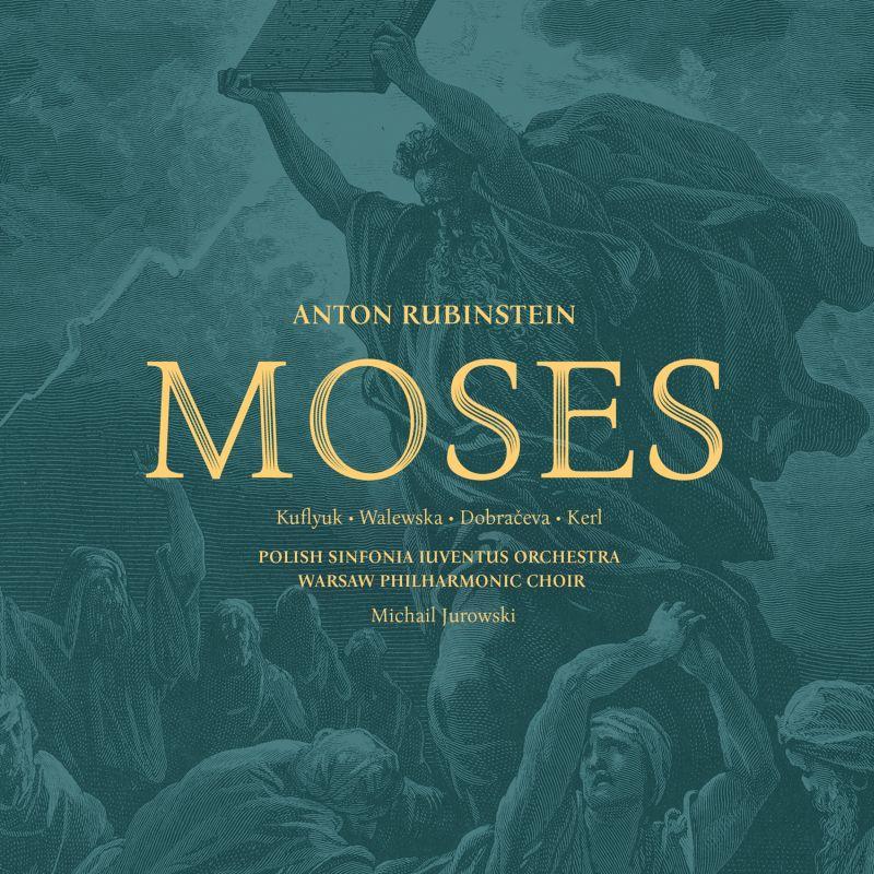 """Anton Rubinstein, """"Mojżesz"""" (źródło: materiały prasowe)"""