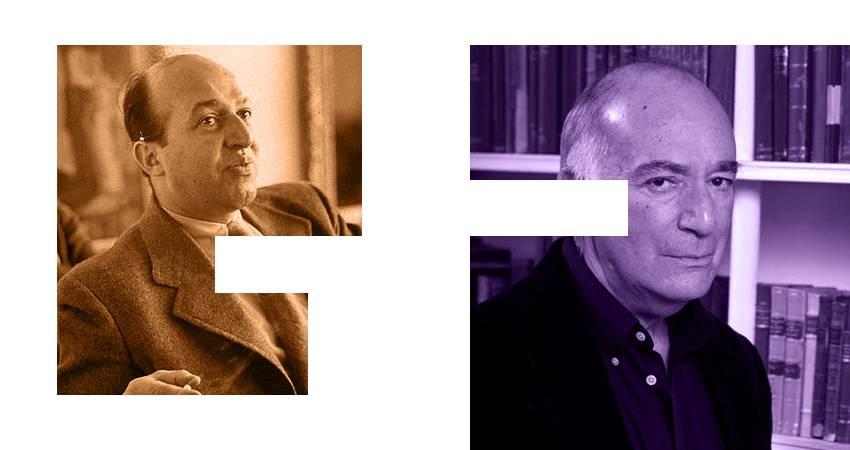 Clement Greenberg, Michael Fried (źródło: materiały prasowe organizatora)