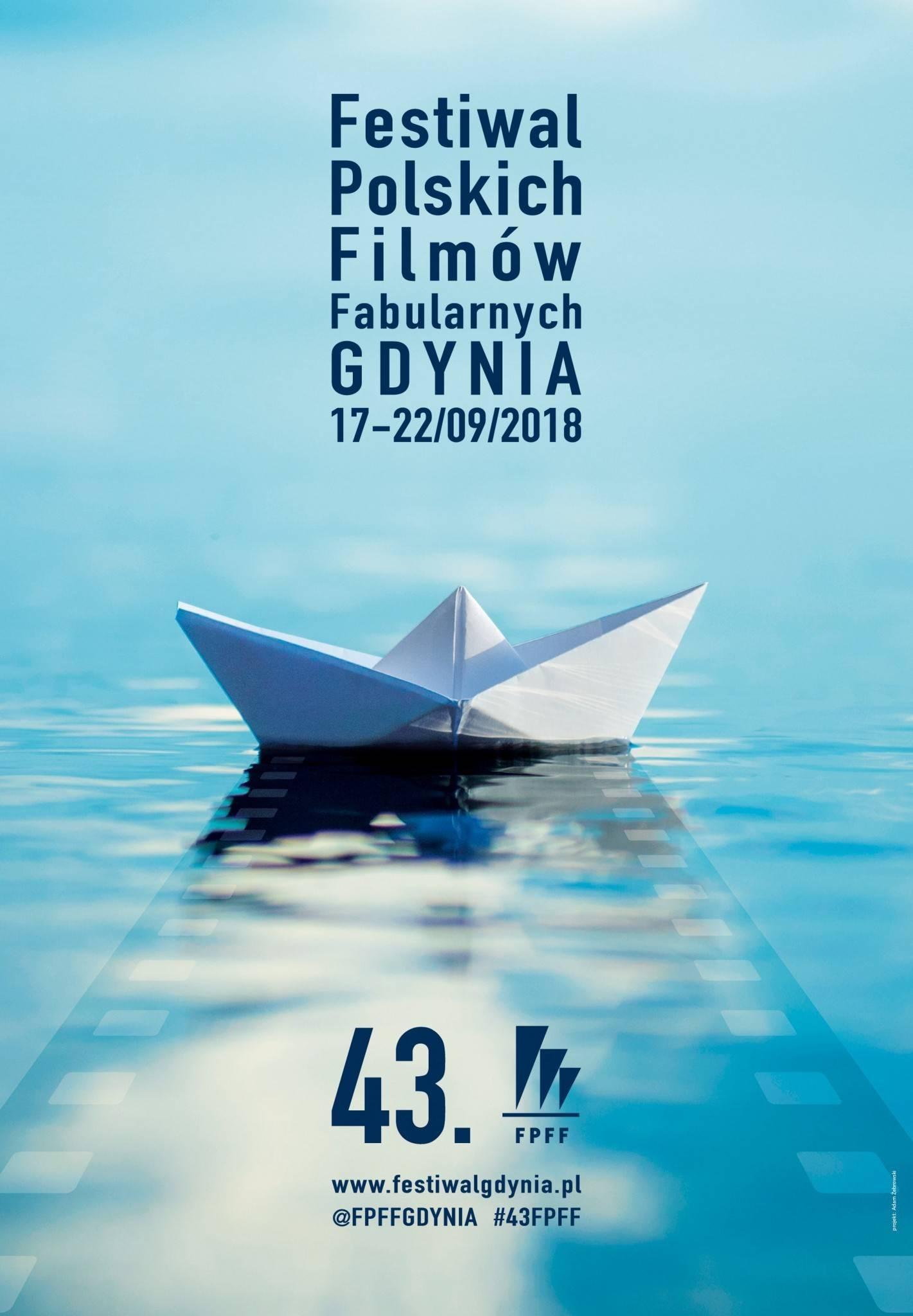 43. Festiwal Polski Filmów Fabularnych (źródło: materiały prasowe organizatora)