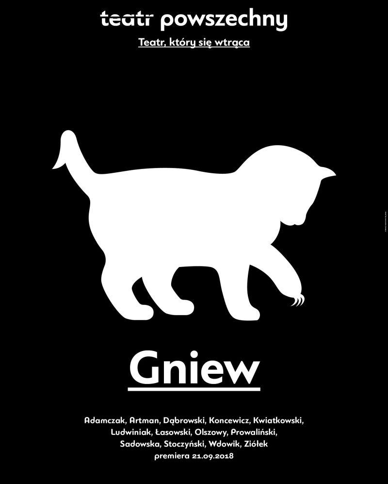 """""""Gniew"""", reż. Małgorzata Wdowik (źródło: materiały prasowe teatru)"""