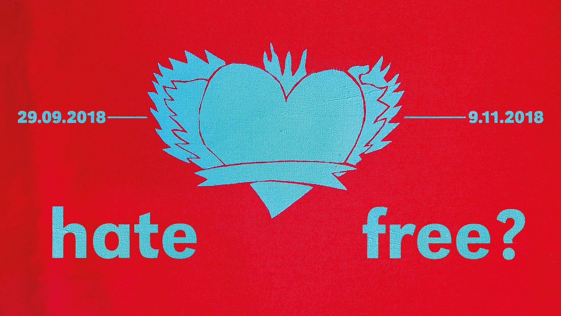 """""""HateFree?"""" (źródło: materiały prasowe organizatora)"""