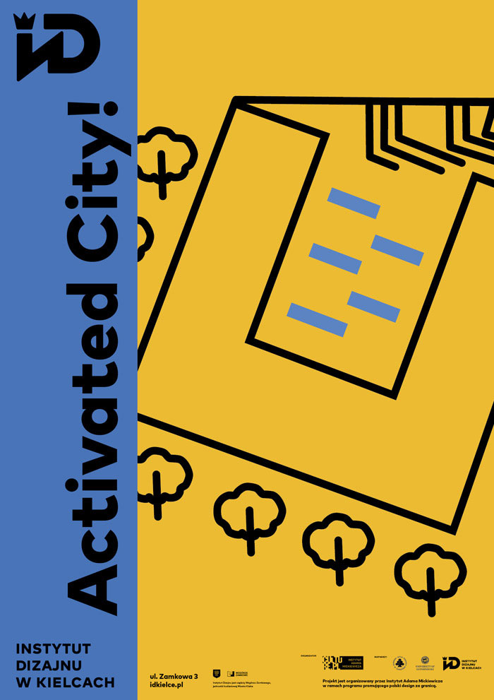 """""""Activated City"""", Instytut Dizajnu (źródło: materiały prasowe organizatorów)"""