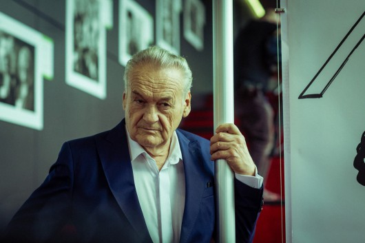 Jerzy Skolimowski, fot. Rafał Malko (źródło: materiały prasowe organizatora)