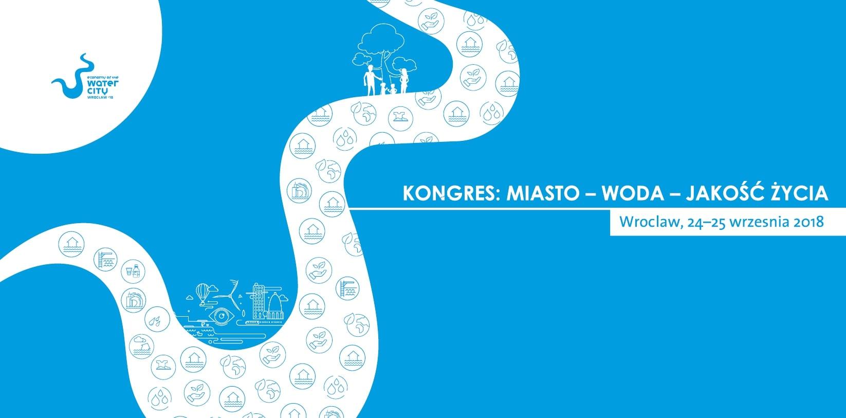 """Kongres """"Miasto-woda-jakość życia"""", Open Eyes Economy Summit (źródło: materiały prasowe organizatorów)"""