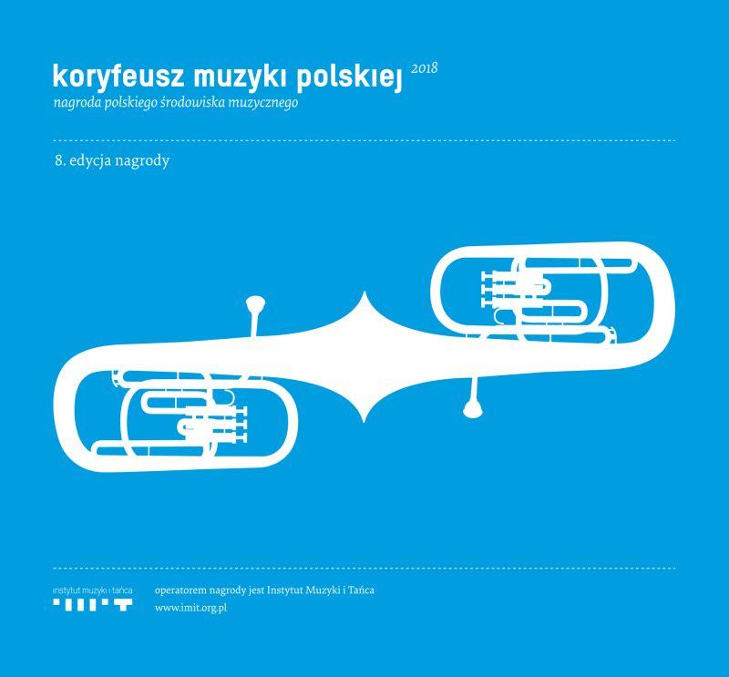 Koryfeusz Muzyki Polskiej 2018 (źródło: materiały prasowe organizatora)