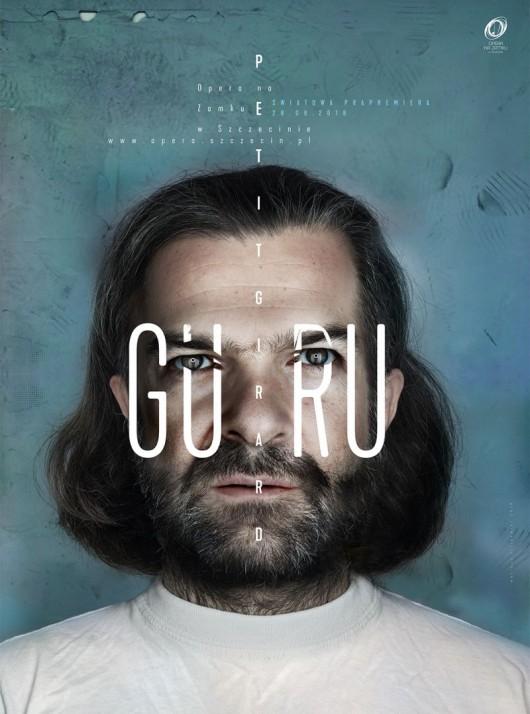 """Laurent Petitgirard, """"Guru"""", reż. Damian Cruden (źródło: materiały prasowe opery)"""